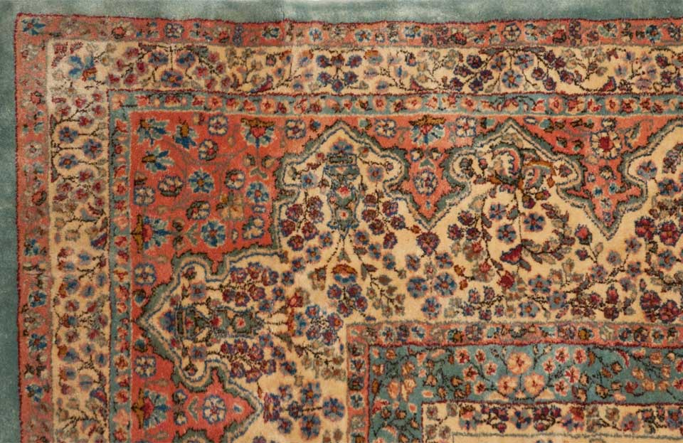 Kerman rug example from blueprints